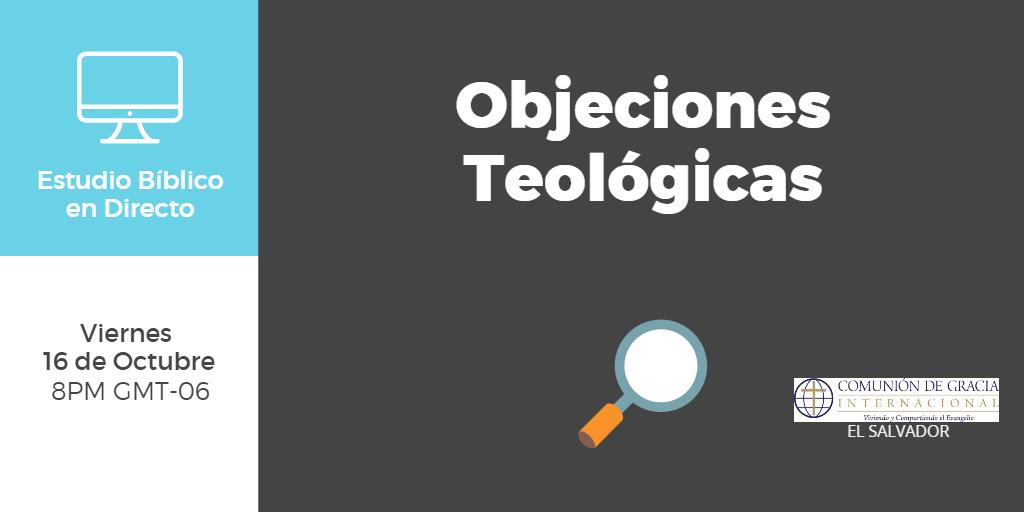 Objeciones teologicas