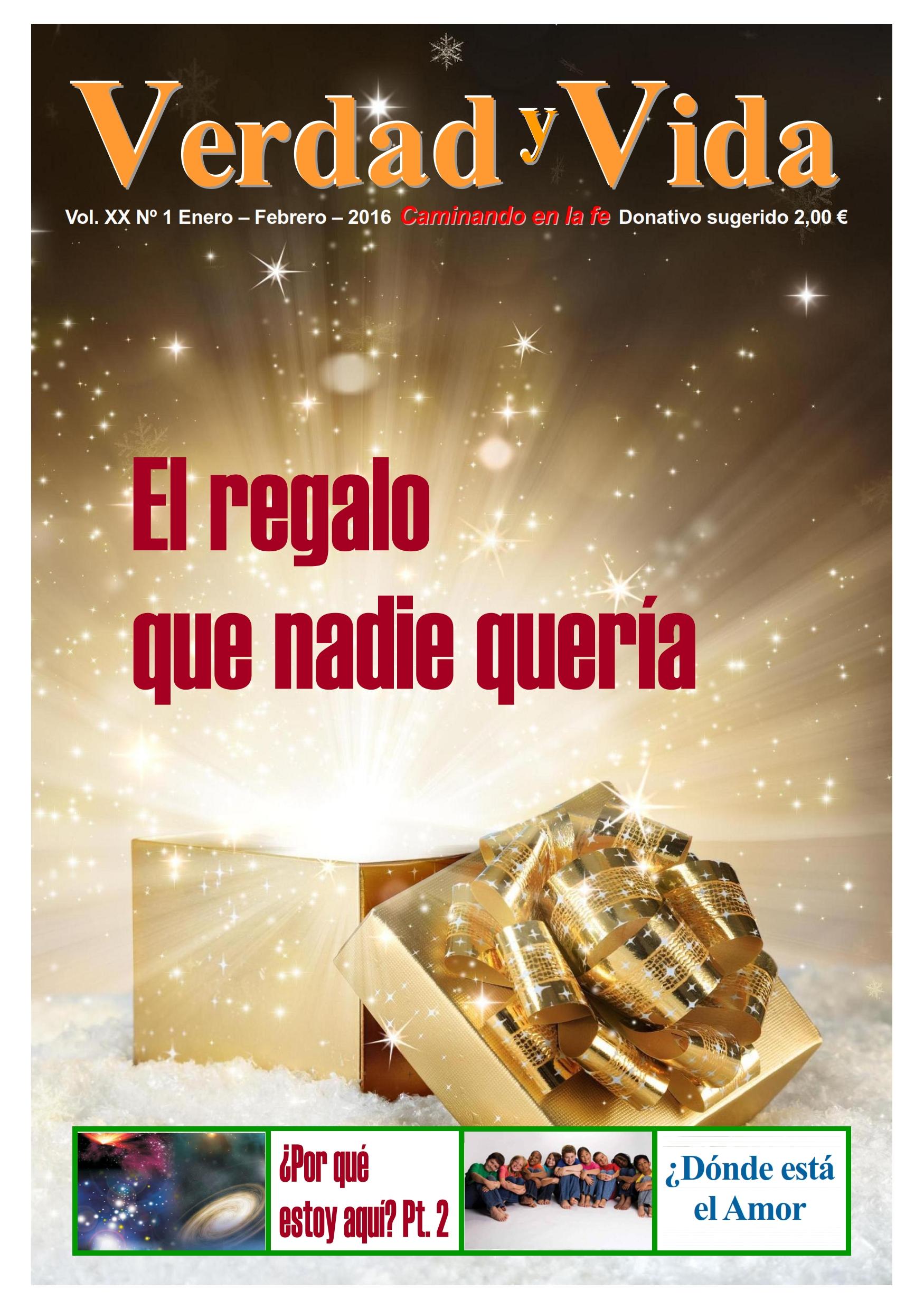 Revista Verdad y Vda